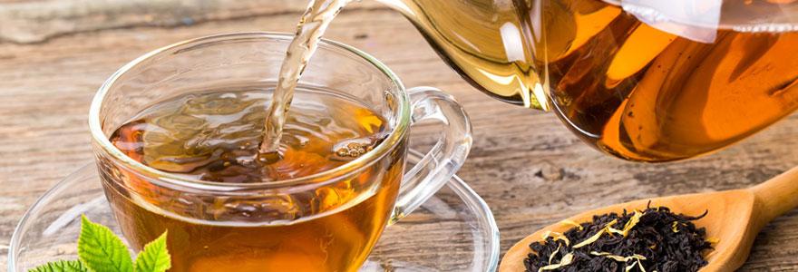 Acheter du thé vert bio et naturel